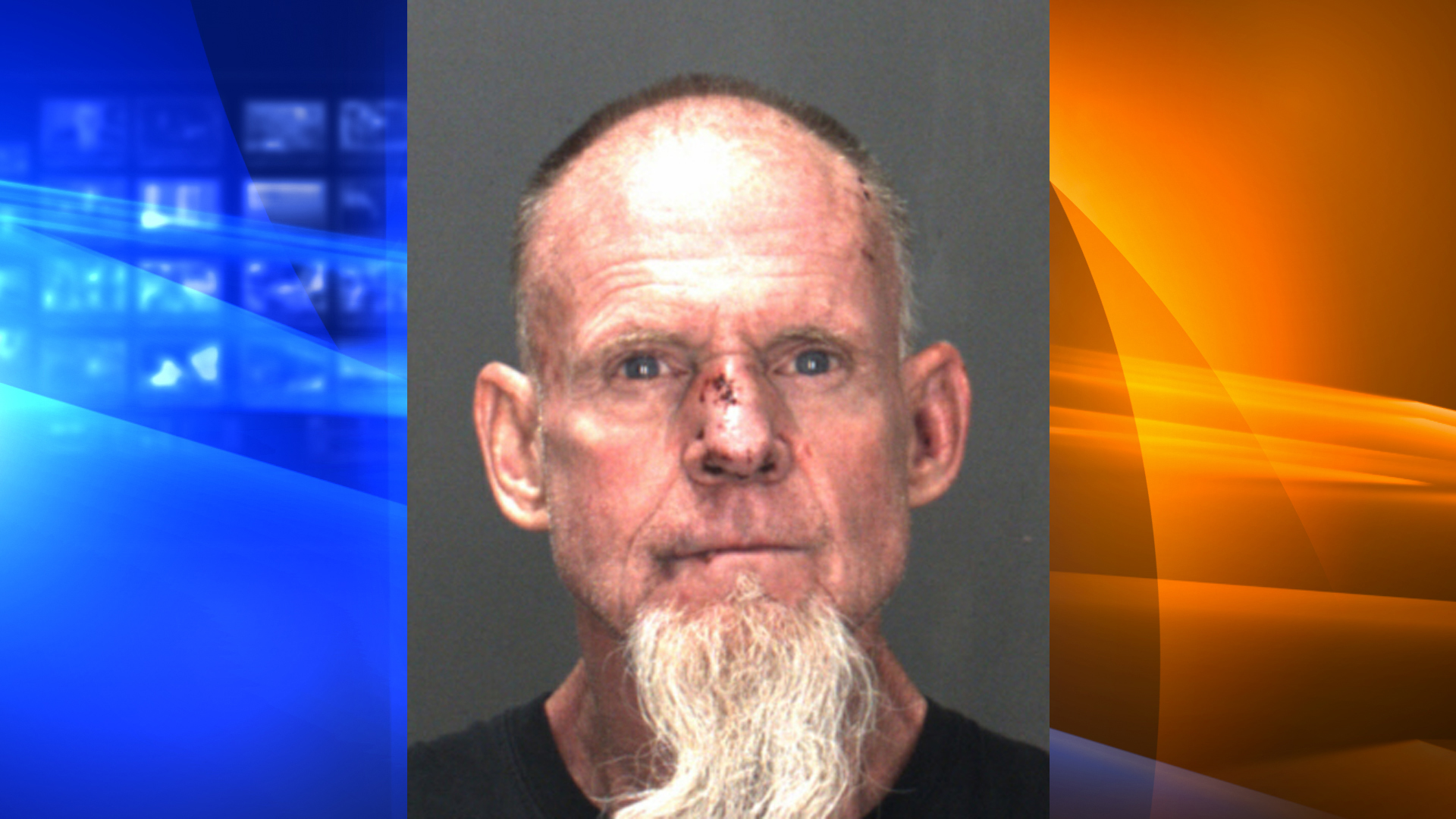 David Jeffery Hemsley, 58, of Chino, pictured in a photo released by the Chino Police Department following his arrest on June 29, 2019.