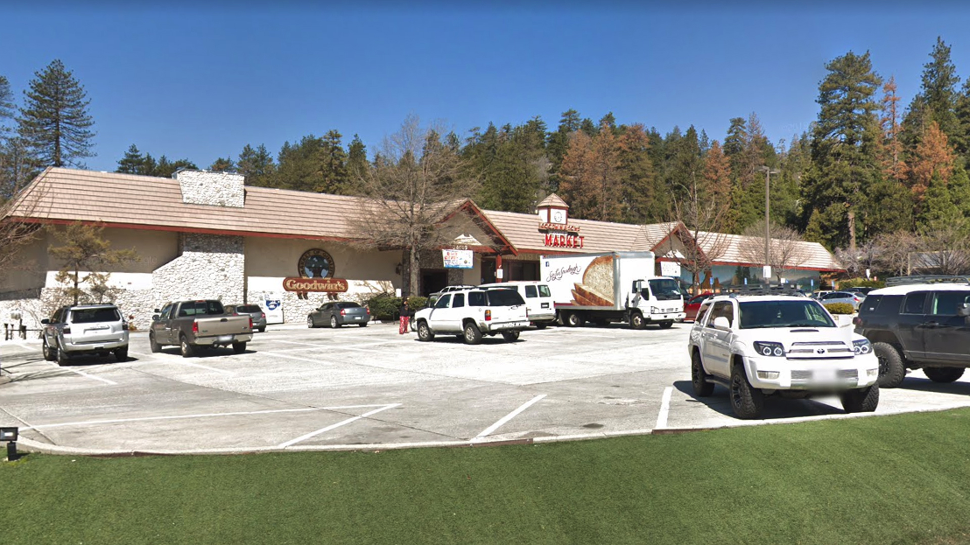 Goodwin & Sons Market, 24089 Lake Gregory Drive in Crestline, as pictured in a Google Street View image in March of 2019.
