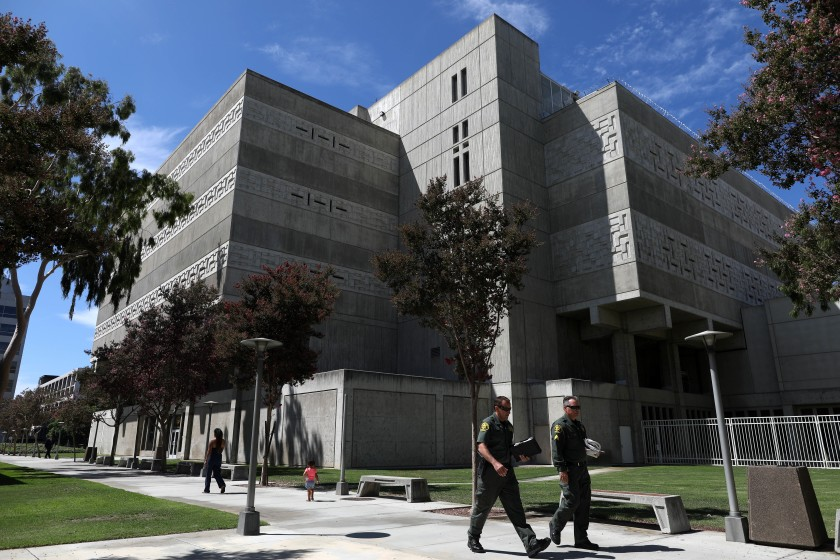 Anaheim man sentenced 12 years for fatally stabbing teen ex-girlfriend during argument