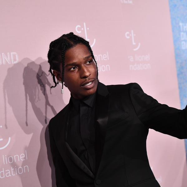 ASAP Rocky attends Rihanna's 4th Annual Diamond Ball benefitting The Clara Lionel Foundation at Cipriani Wall Street on September 13, 2018 in New York City. (Credit: Dimitrios Kambouris/Getty Images for Diamond Ball)