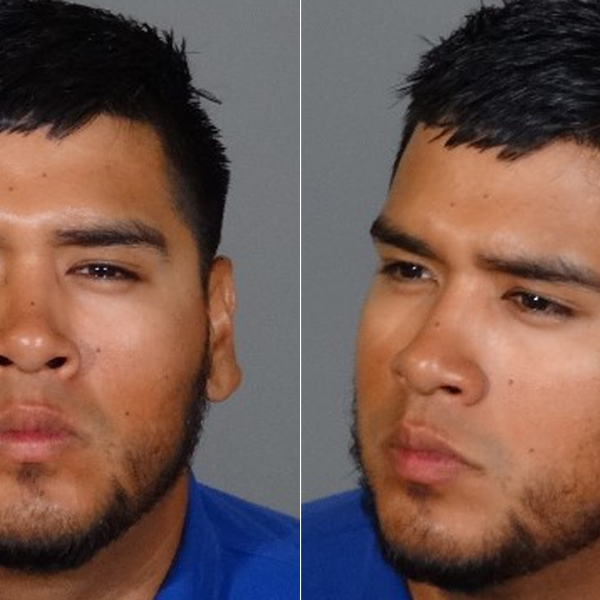 Brian Cruz is shown in photos released by the Glendale Police Department on July 19, 2019.