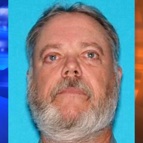 Richard Orcutt, 62, is seen in a photo released by San Luis Obispo police on June 30, 2019.