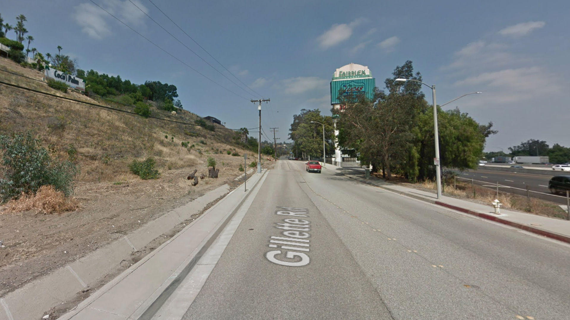 The 1800 block of Gillette Road in Pomona, as pictured in a Google Street View image in June of 2015.