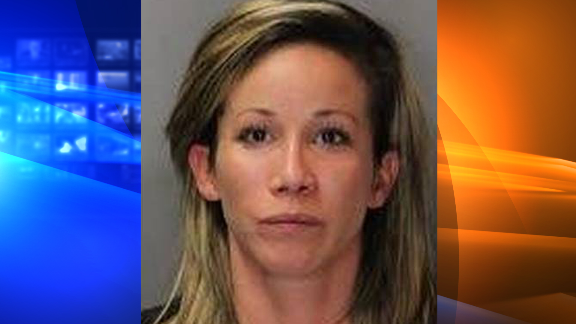 Rebecca Thomas is seen in an undated booking photo released by the Sacramento County Sheriff's Department.