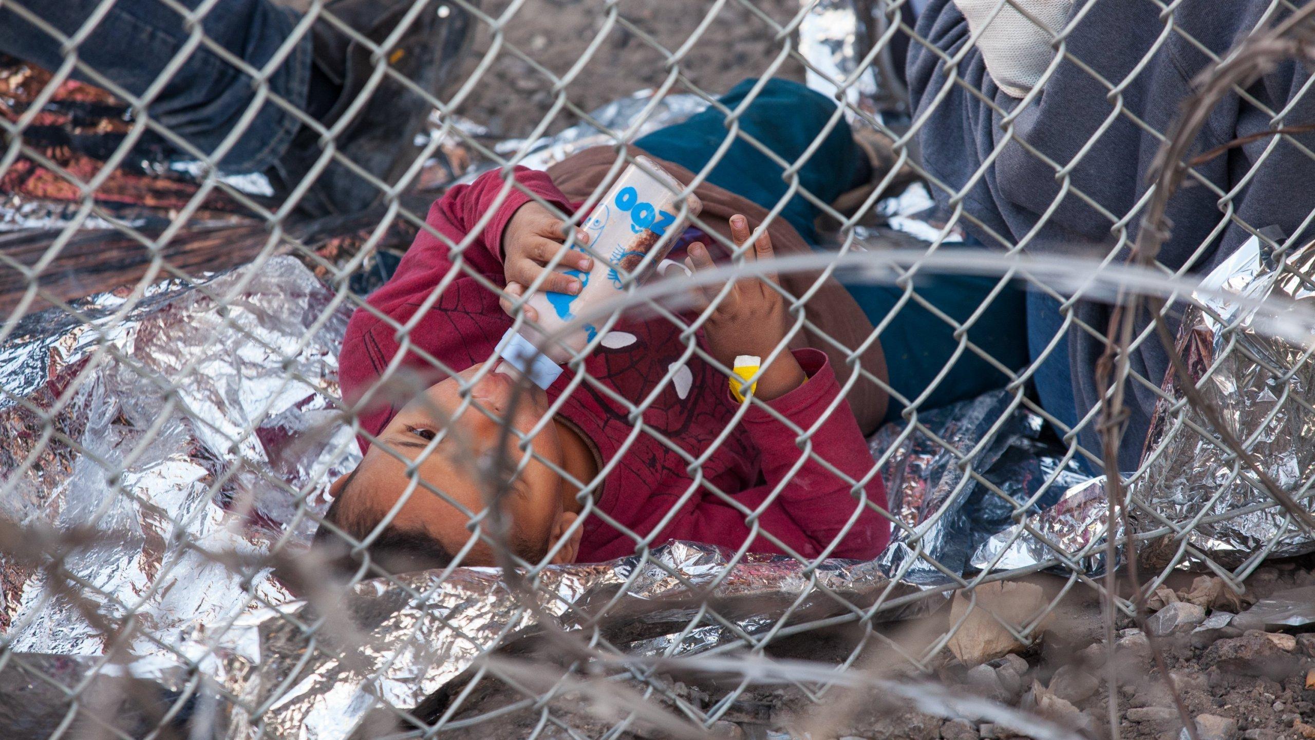 migrant children detention center
