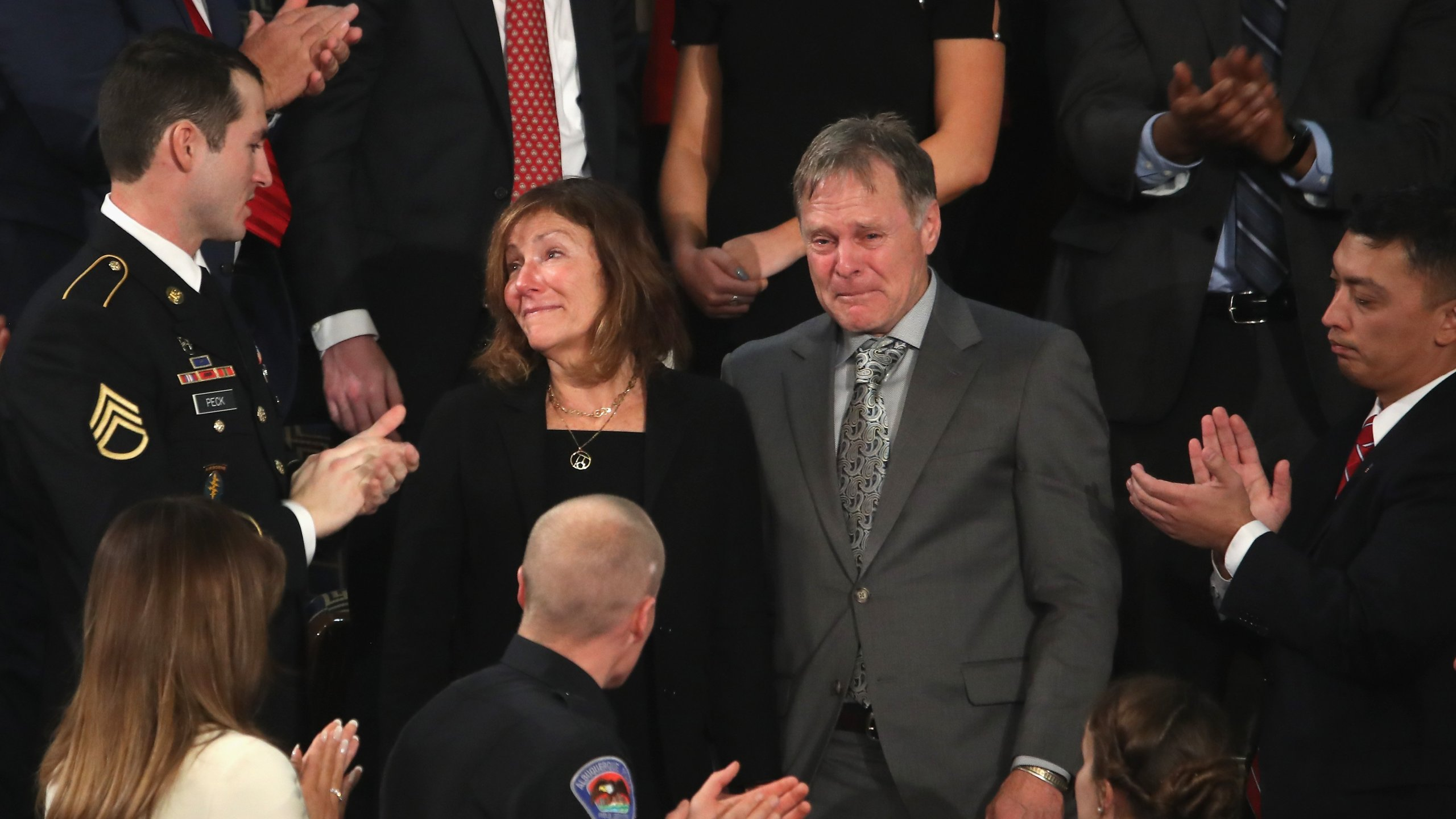 The parents of Otto Warmbier filed a claim for a North Korean cargo ship that was seized by the US in May, noting the asset could be used to pay off part of the family's $500 million judgment against the country/ (Credit: CNN)