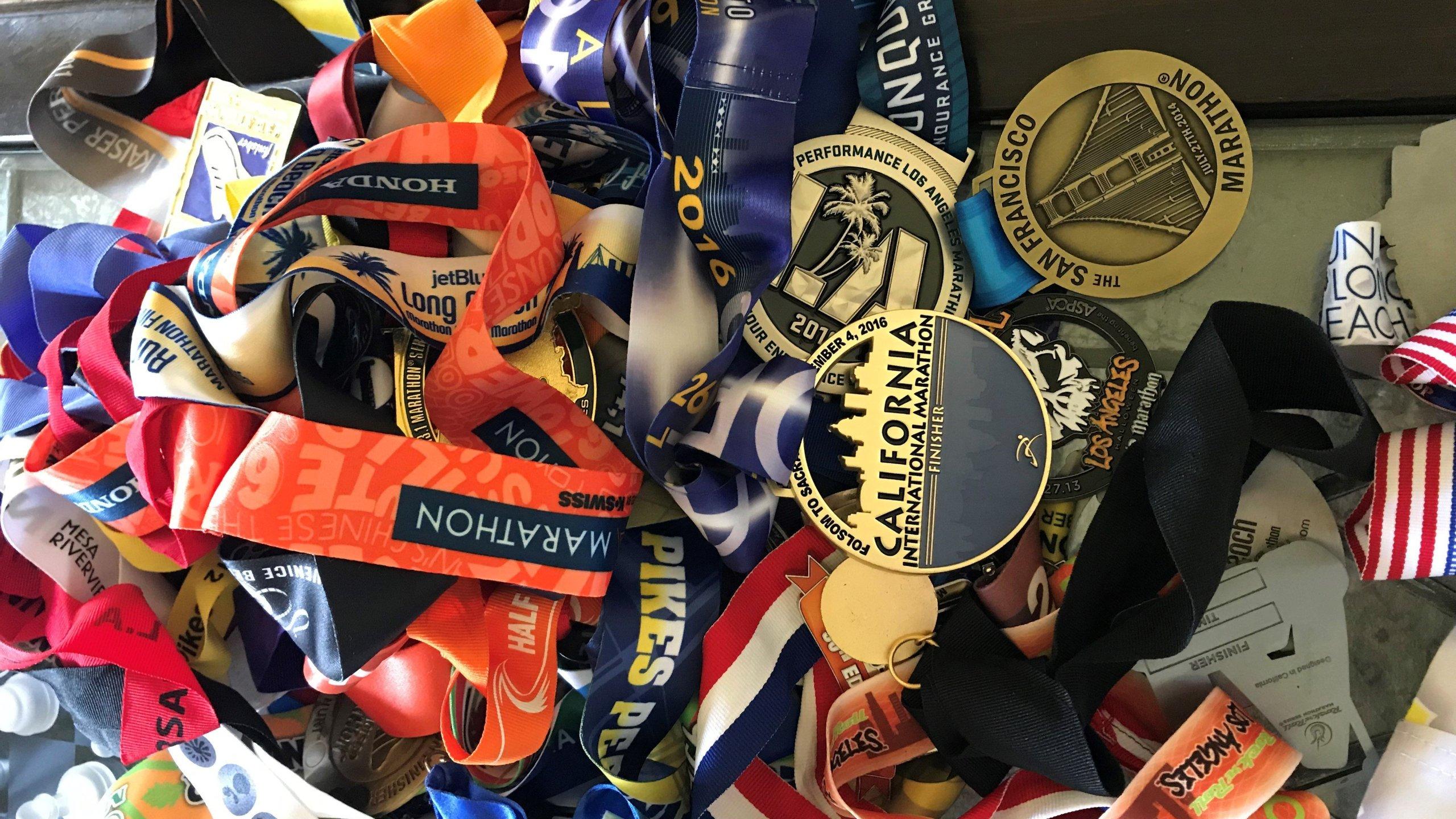 frank meza medals