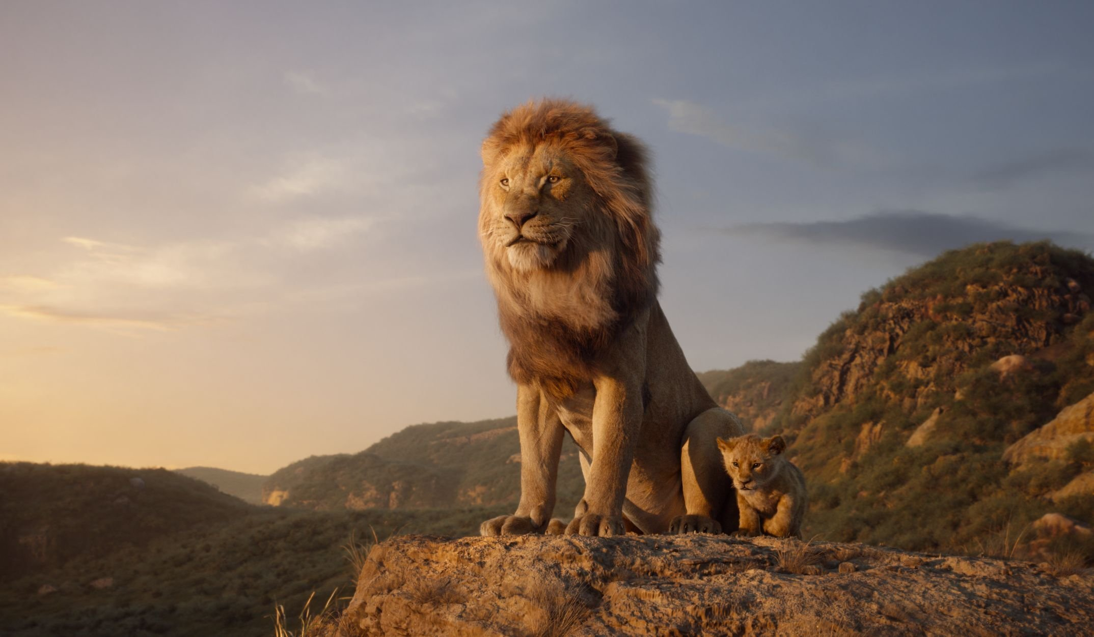 "Disney's ""The Lion King"" blew past industry expectations with a huge box office opening this weekend. (Credit: Disney via CNN Wire)"