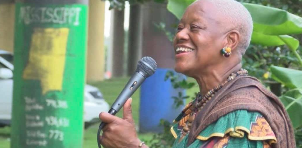 Sadie Roberts-Joseph, 75, is seen in an undated photo posted to State Representative C. Denise Marcelle's Facebook page on July 13, 2019.