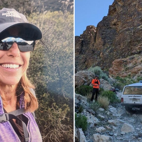 Sheryl Powell is seen in an undated photo provided by the Inyo County Sheriff's Office on July 14, 2019.