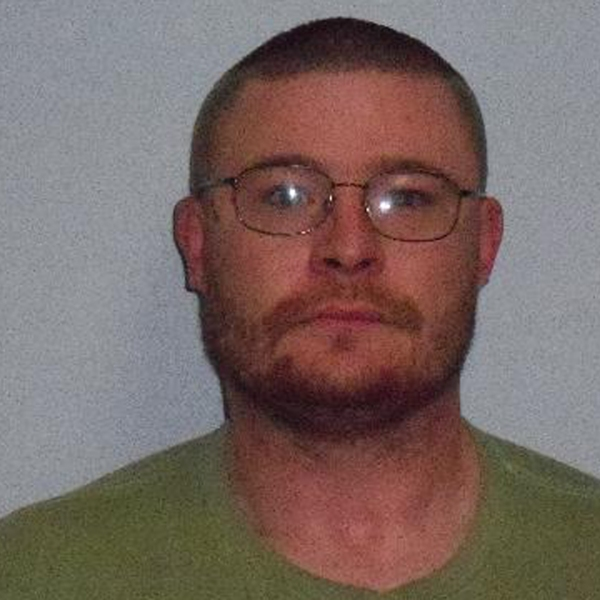 Curt James Brockway is shown in an undated photo from the Montana Department of Corrections.