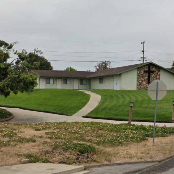 Winepress Church, 896 Cambria Ave. in Santa Maria, as pictured in a Google Street View image.
