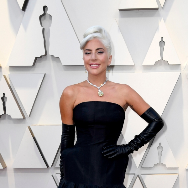 Lady Gaga attends the 91st Annual Academy Awards on Feb. 24, 2019 in Hollywood, California. (Credit: Frazer Harrison/Getty Images)