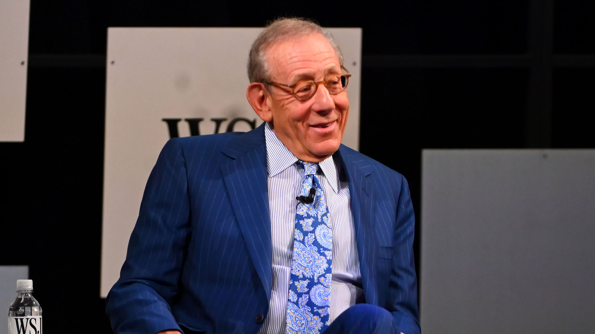 Stephen M. Ross attends The Wall Street Journal's Future Of Everything Festival at Spring Studios on May 20, 2019 in New York City. (Credit: Nicholas Hunt/Getty Images)