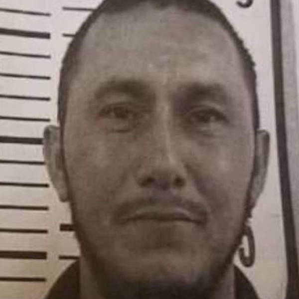 Marco Antonio Muñoz appears in an image posted to Twitter by the Texas Civil Rights Project on Aug. 19, 2019.