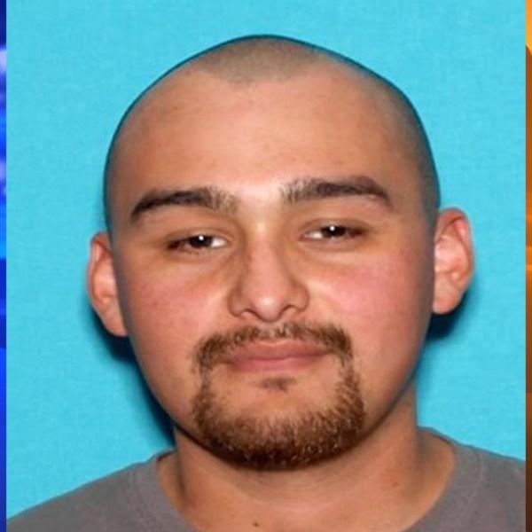 Luis Eduardo Reyes, 27, is seen in a photo released by Hemet police on Aug. 29, 2019.