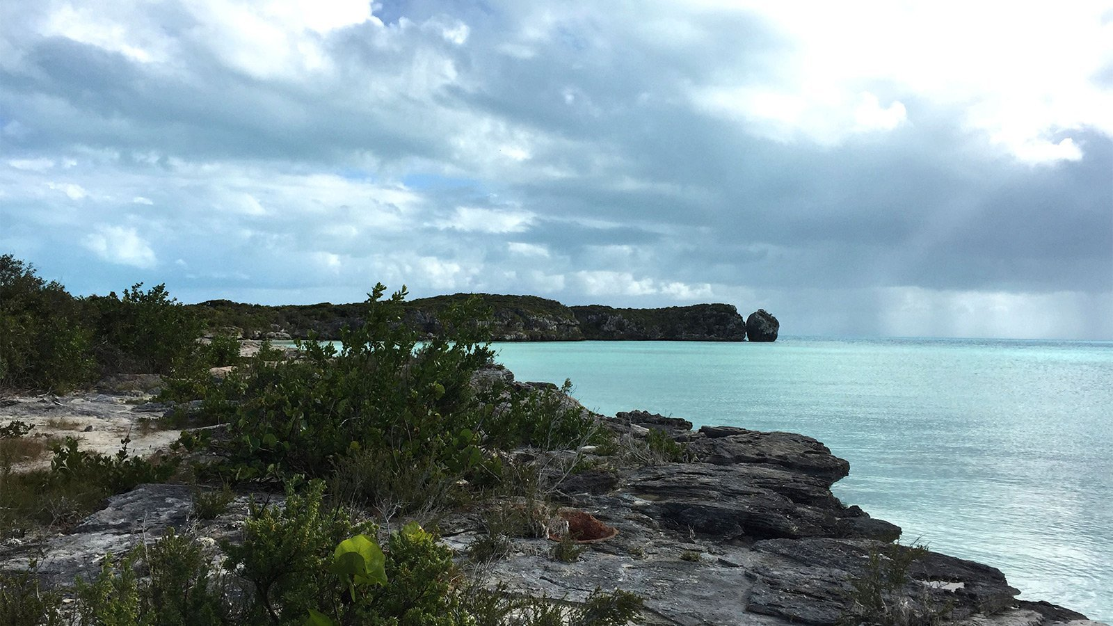 Authorities in the Turks and Caicos said three American tourists drowned in the waters off a scenic beach in August 2019. (Credit: CNN)