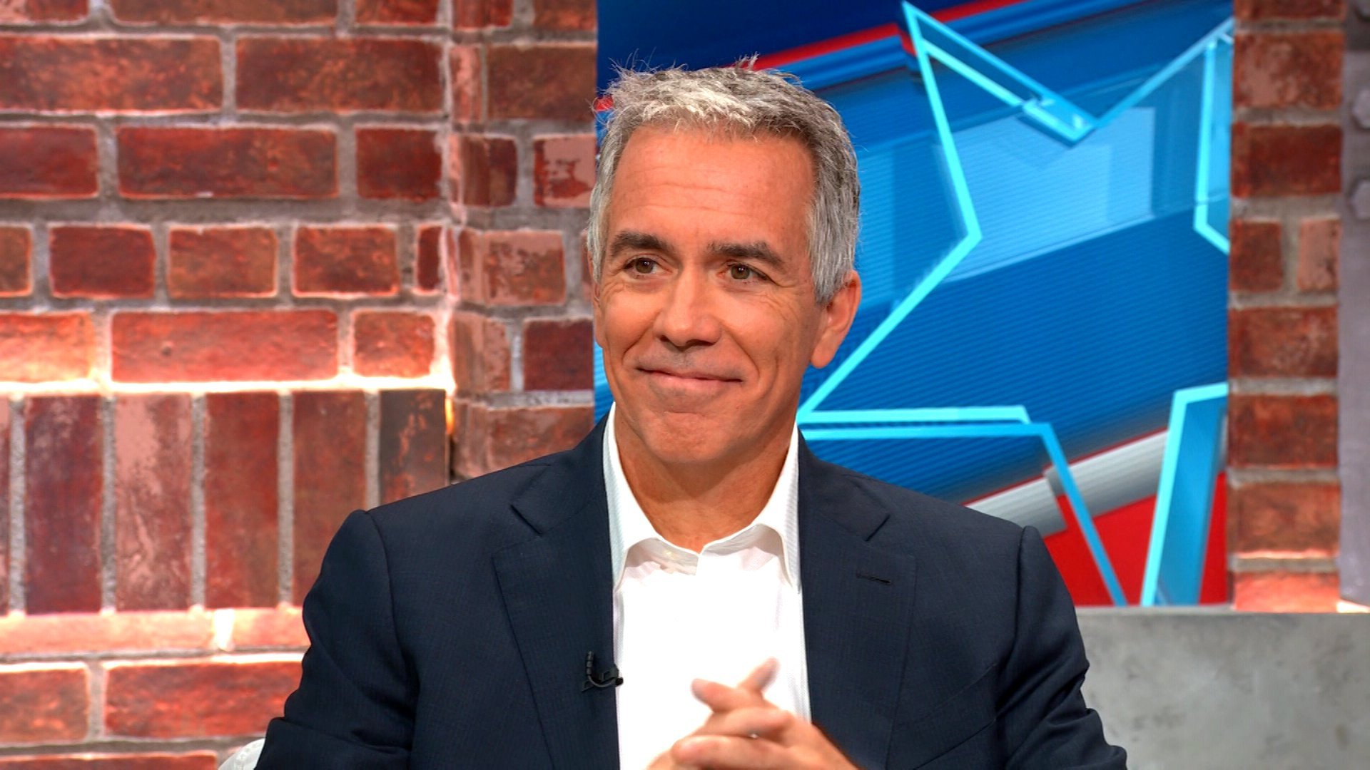 Former Illinois US Rep. Joe Walsh appears on CNN's New Day on Aug. 26, 2019.