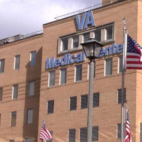 A VA medical center in West Virginia is the focus of an investigation after 11 patient deaths were deemed suspicious. (Credit: CNN)