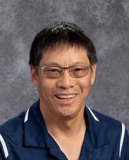 Scott Chan appears in a photo released by the Fremont Unified School District, where he worked as a high school physics teacher. His wife told KTVU that he died with his daughter, Kendra, in the dive boat incident off Santa Cruz Island. She described them as avid scuba divers.