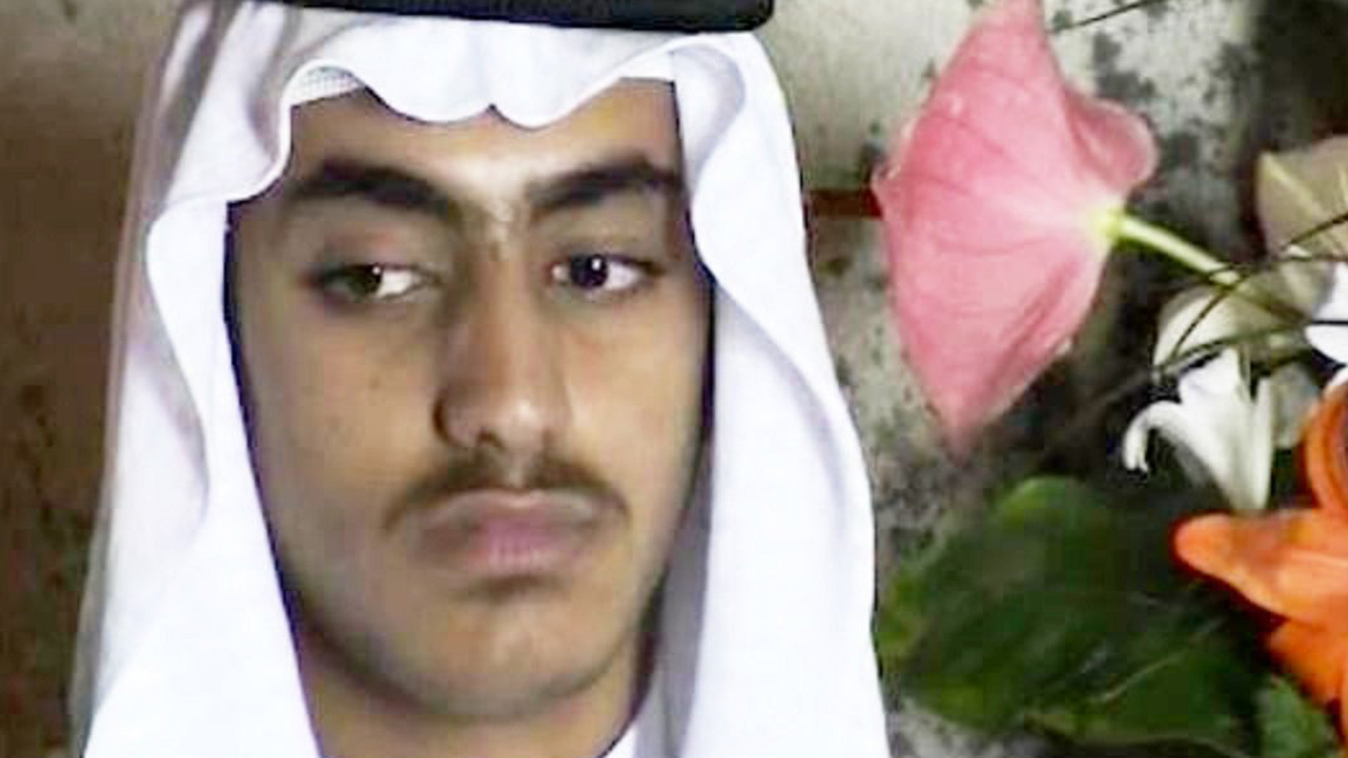 Osama bin Laden's son, Hamza, is seen in this undated CIA photo obtained by CNN.