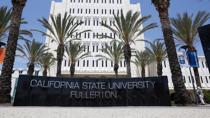 Cal State Fullerton classes will continue online during fall