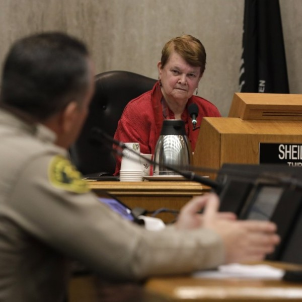 L.A. County Supervisor Sheila Kuehl is seen in an undated photo. (Credit: Katie Falkenberg / Los Angeles Times)