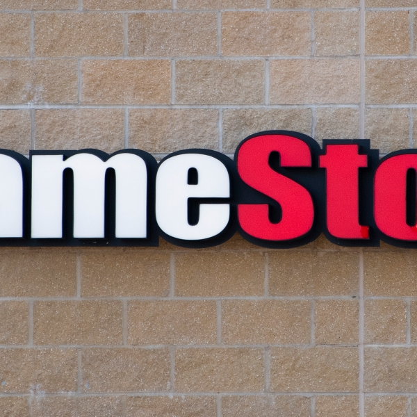 GameStop video game store in Middletown, Delaware, on July 26, 2019. (Credit: JIM WATSON/AFP/Getty Images)