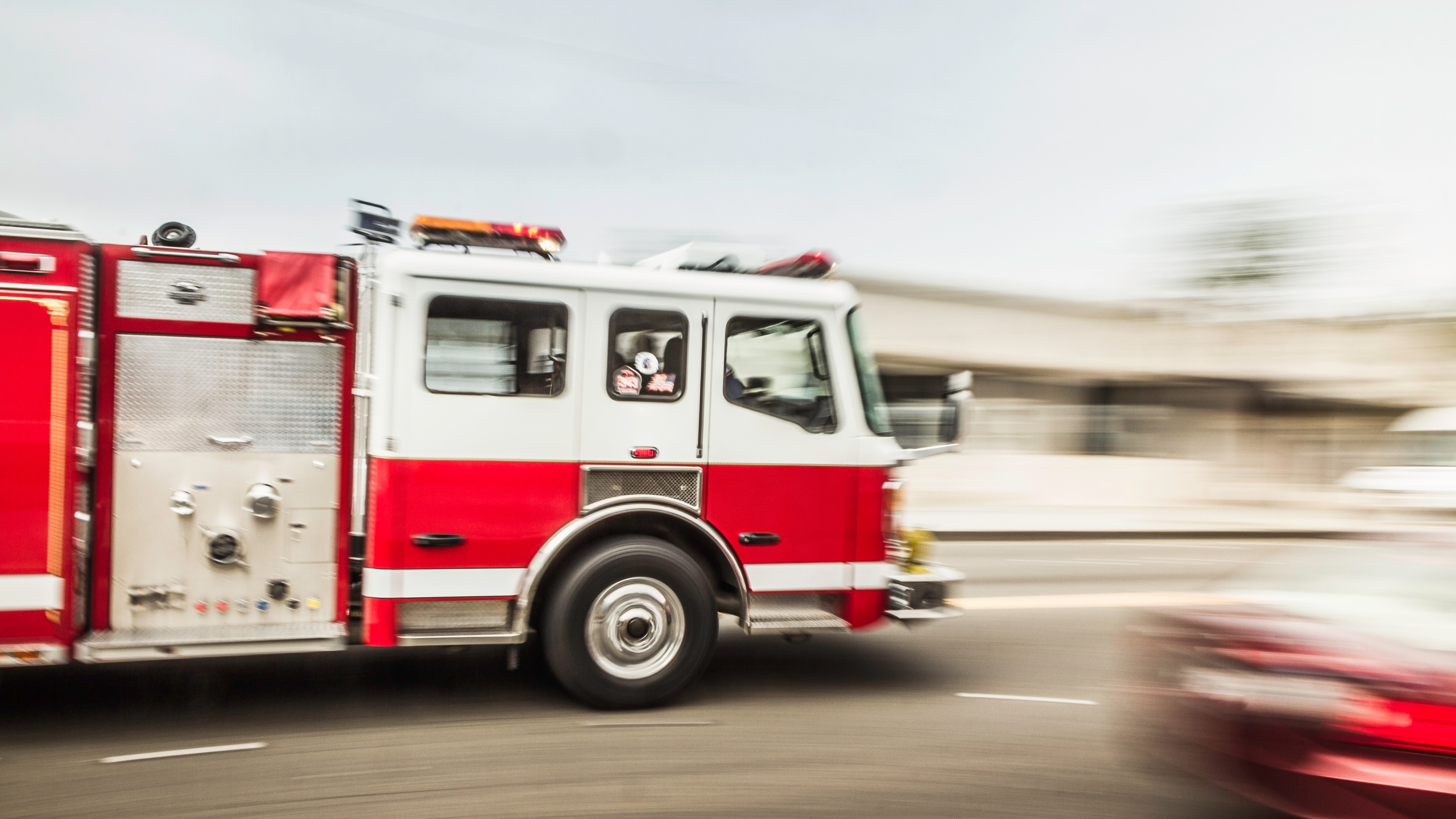 A fire truck is seen in this Getty Images file photo.