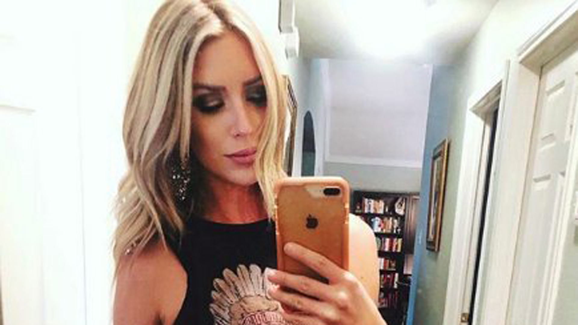 Kylie Rae Harris is seen in a photo from her Instagram page.