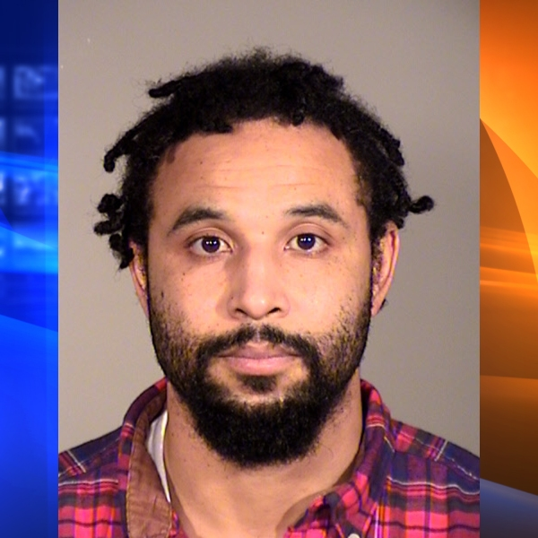 Andre Ingram is shown in a photo provided by the Ventura County Sheriff's Office on Sept. 10, 2019.