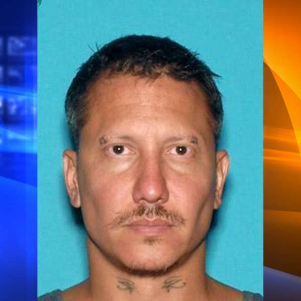Homicide suspect Yoshi Izumi, 38, pictured in a photo released by the Redlands Police Department on Sept. 1, 2019.