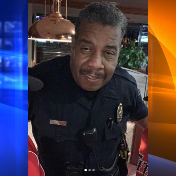Buena Park Police Department Reserve Officer Arthur Brice, pictured in a photo provided by the agency.