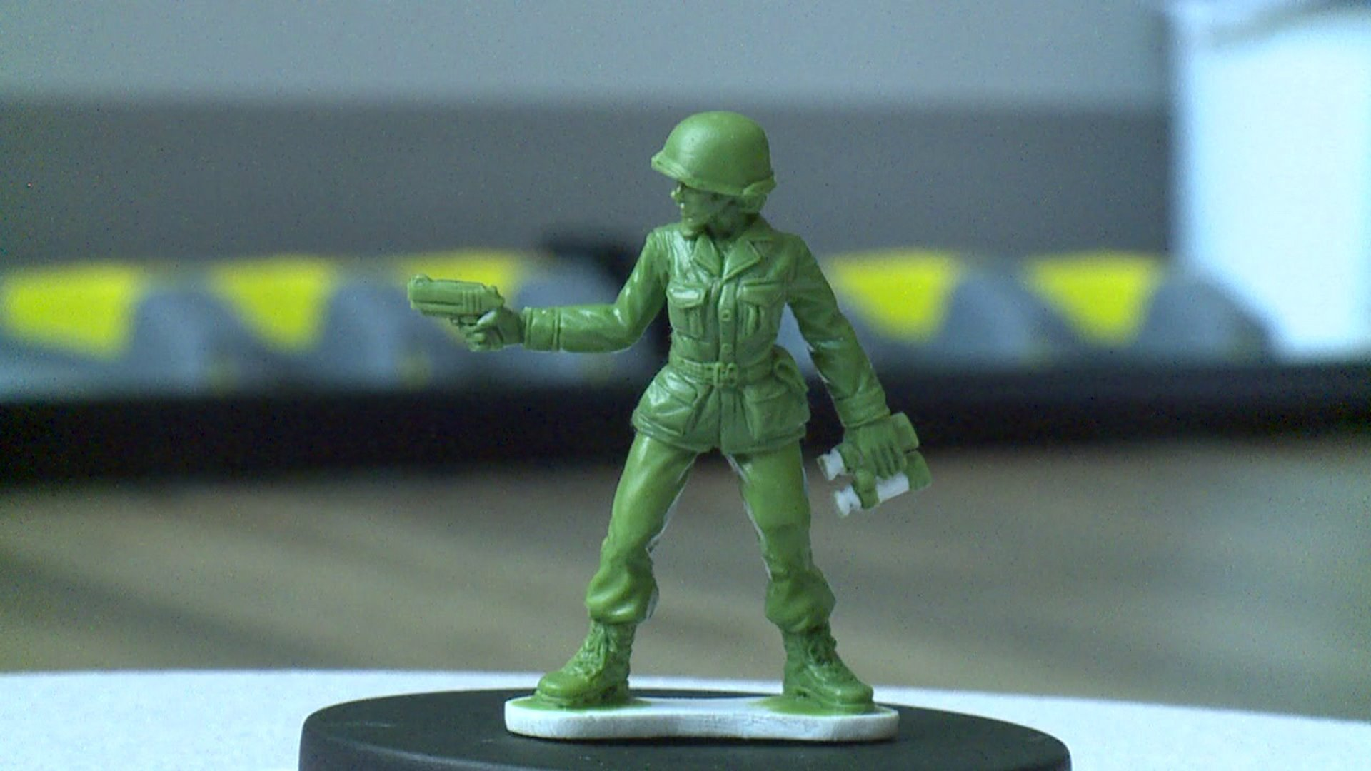 A toy manufacturer in Scranton is using some imagination in the fight for equality. The small operation is one of the only makers of toy plastic Army men, and soon, it'll be expanding the line to include Army women. (Credit: WNEP)