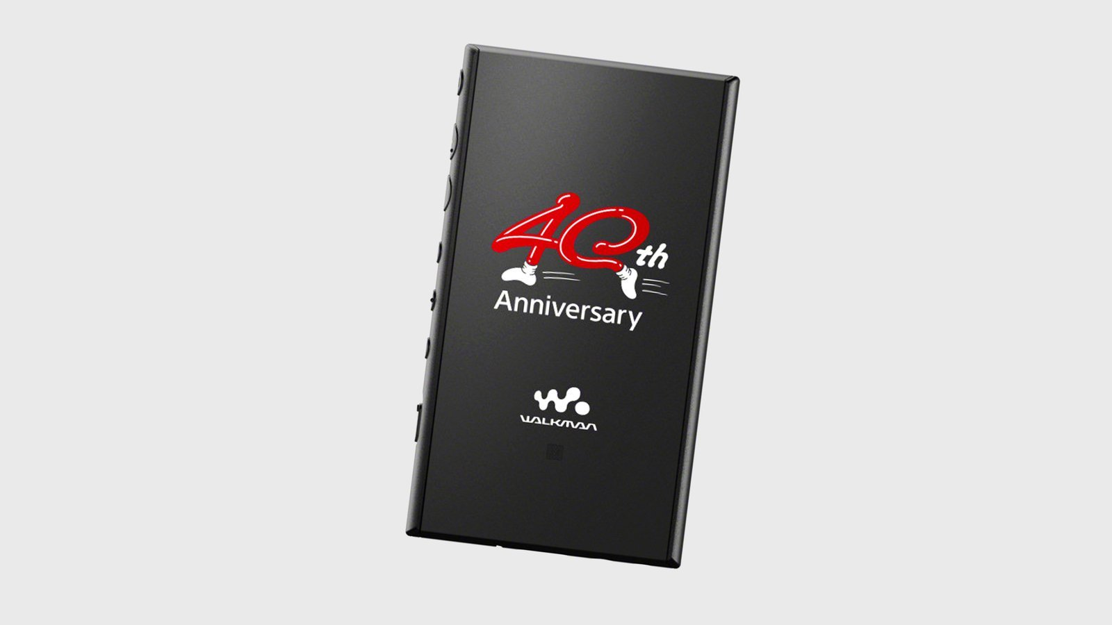 Sony announced in September 2019 that it was releasing a special 40th anniversary edition of the Sony Walkman. (Credit: Sony)
