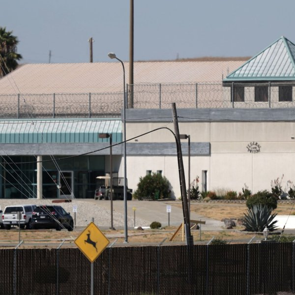 Federal Correctional Institution Dublin, located about 35 miles from San Francisco. (Credit: Anda Chu/MediaNews Group/Getty via CNN)