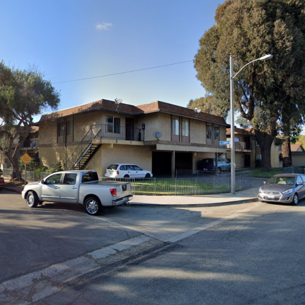 The area of Cameron Street and Cameron Court in Ventura is seen in a Google Maps Street View image.