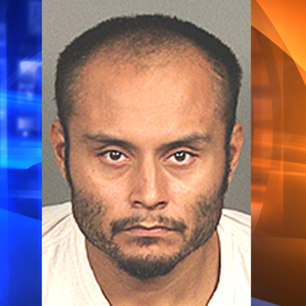 David Cruz, 29, is seen in a photo released by the Riverside County Sheriff-Coroner on Sept. 3, 2019.
