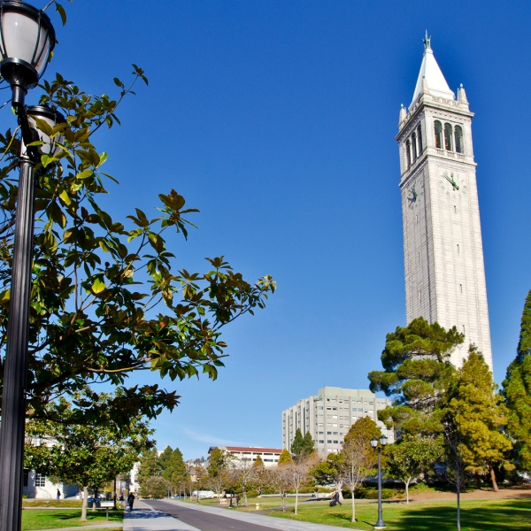 The University of California, Berkeley is seen in an undated photo. (iStock/Getty Images)