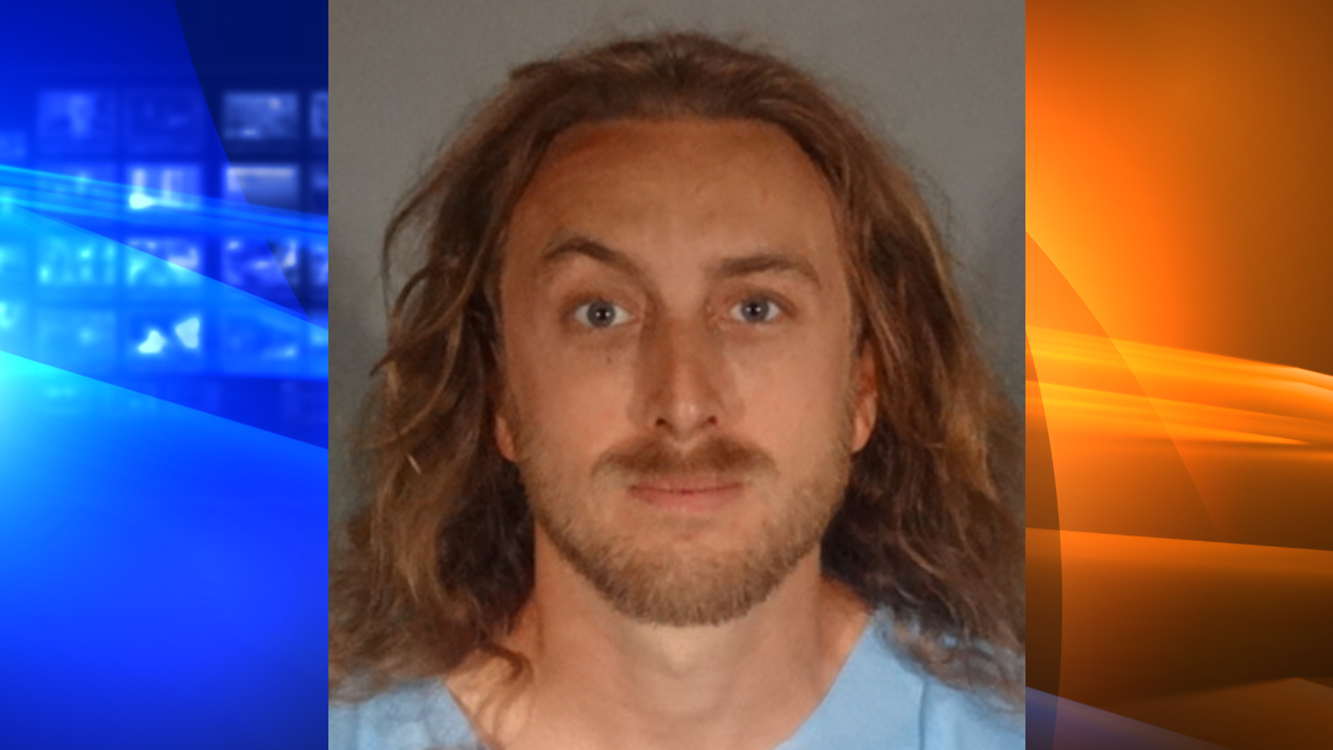 David Nicholas Dempsey appears in a booking photo released by Santa Monica police on Oct. 21, 2019.