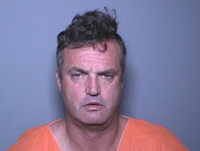 Timothy Douglas DeCinces is shown in an undated booking photo from the Orange County District Attorney's Office that was distributed to the Los Angeles Times.