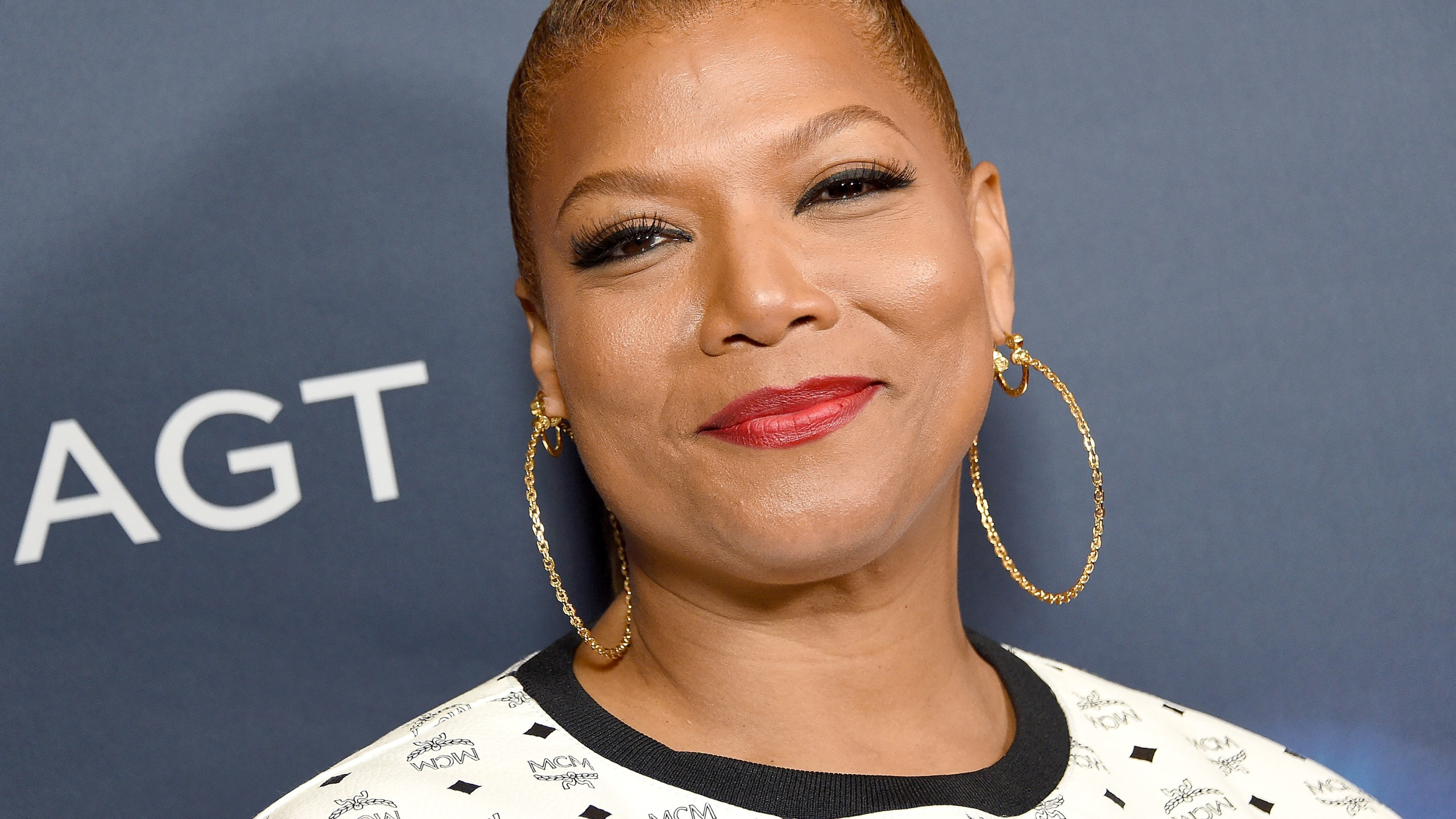 """Queen Latifah arrives at """"America's Got Talent"""" Season 14 Live Show Red Carpet at Dolby Theatre on September 10, 2019 in Hollywood, California. (Credit: Gregg DeGuire/Getty Images)"""