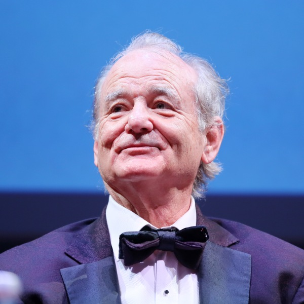 Bill Murray attends the masterclass during the 14th Rome Film Festival on October 19, 2019 in Rome, Italy. (Credit: Ernesto S. Ruscio/Getty Images for RFF)