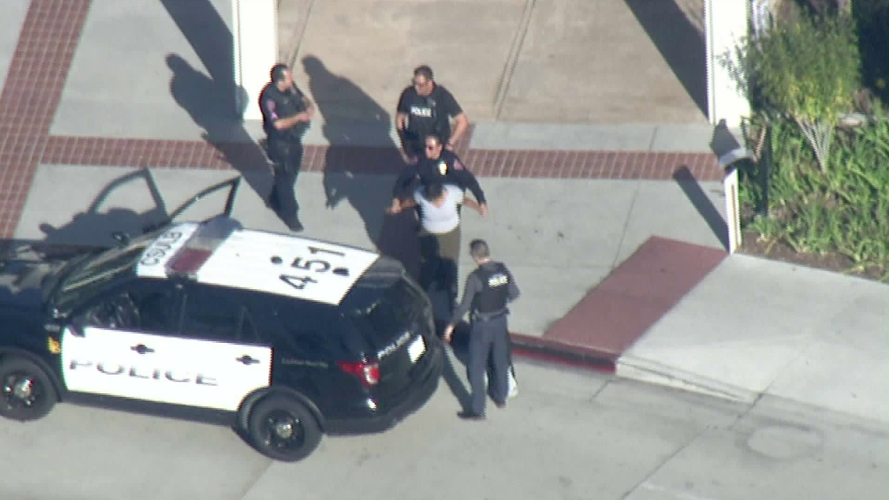 1 in Custody After 'Credible Threat' Made Against Cal ...
