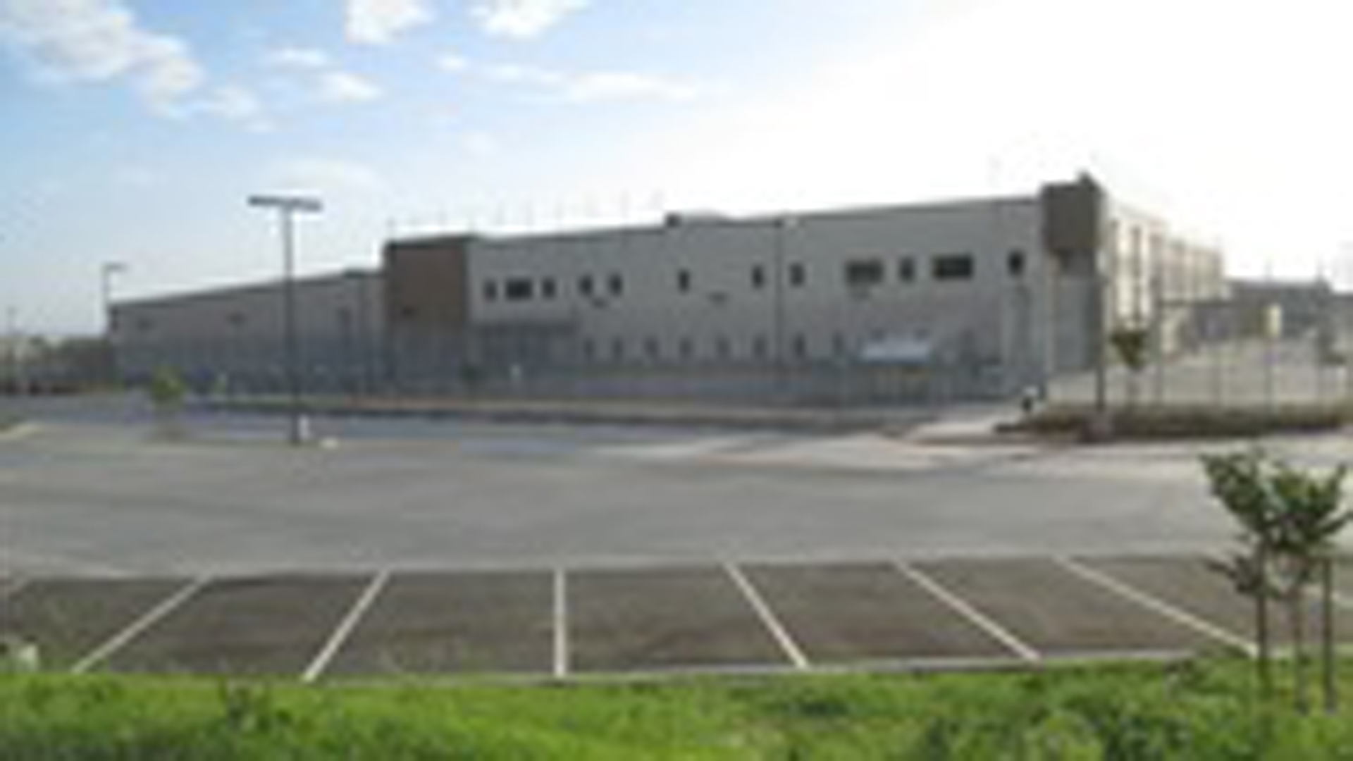 The Otay Mesa Detention Center is seen in an undated photo posted to the website of the County of San Diego Planning and Development Services.