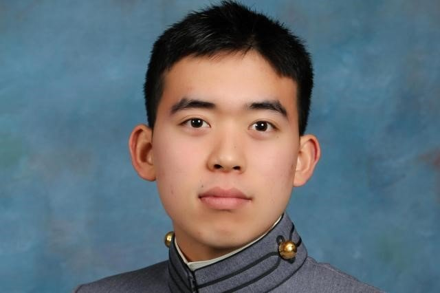 Cadet Kade Kurita of Gardena appears in a photo released by West Point on Oct. 23, 2019.