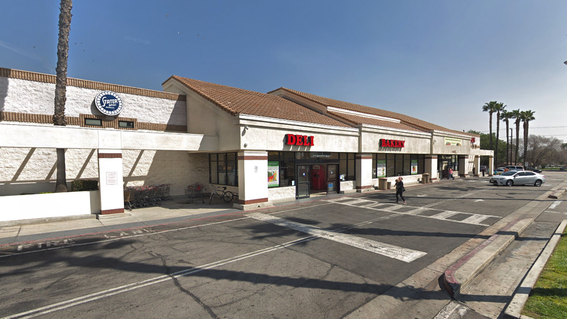 Stater Bros., 444 E. Baseline Street in San Bernardino, as viewed in a Google Street View image.