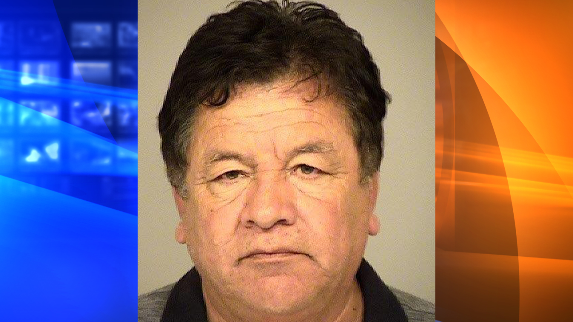 Nelson Davila Cruz, 63, appears in a booking photo released by the Ventura County Sheriff's Office on Oct. 14, 2019.