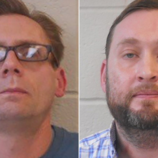 Terry David Bateman and Bradley Allen Rowland are seen in photos obtained by CNN.