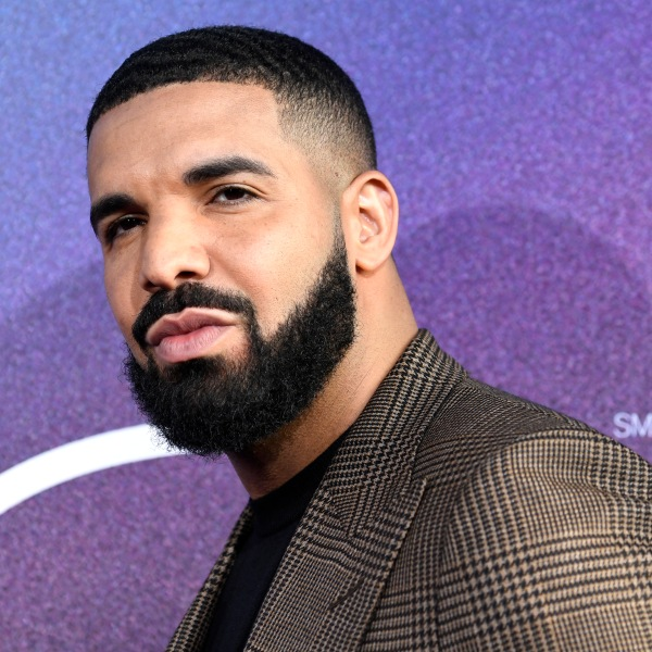 "Drake attends the L.A. premiere of HBO's ""Euphoria"" at The Cinerama Dome on June 4, 2019, in Los Angeles. (Credit: Frazer Harrison/Getty Images)"